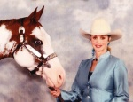 Tana and Horse